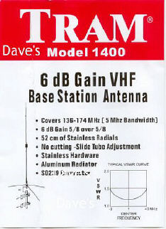 Amateur Ham Radio CB Land Mobile Commercial Base and Mobile Antennas